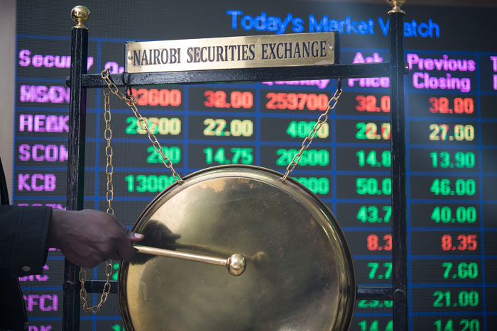 ナイロビ証券取引所