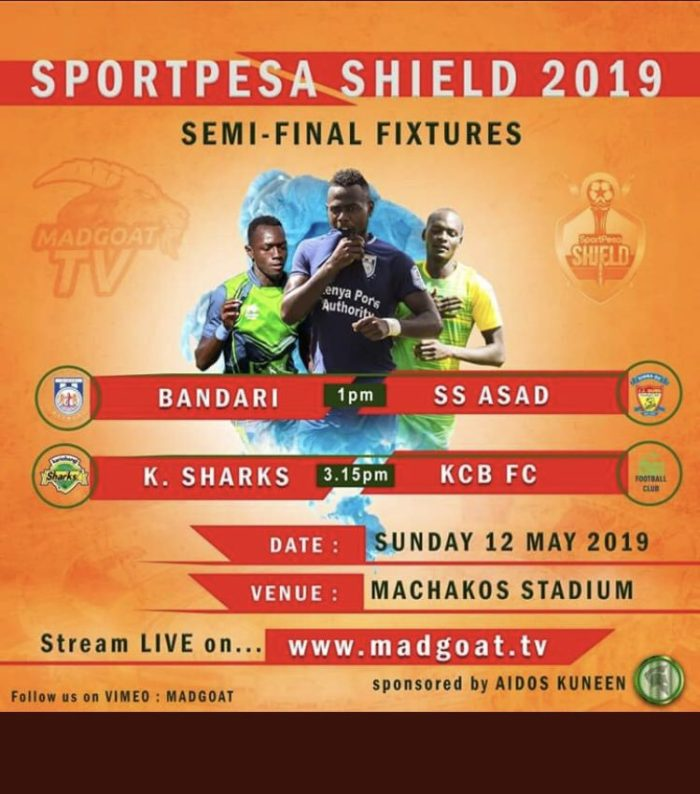 Sport Pesa Shield