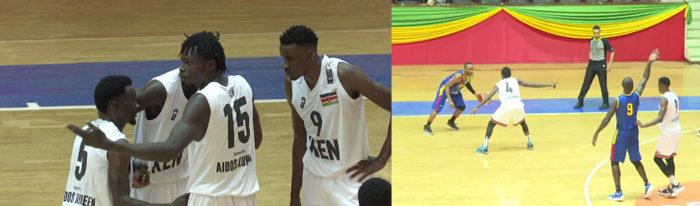ケニアバスケットボール